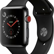 Apple Stal 42mm Kwarcowy Apple Watch używany