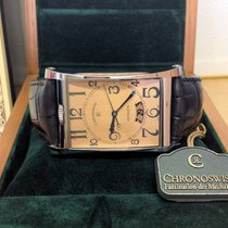 Chronoswiss Imperia Steel 36mm Bronze Arabic numerals