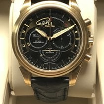 Omega De Ville Co-Axial Rose Gold