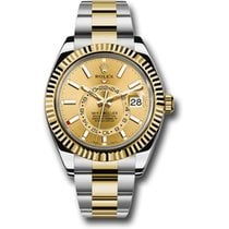 Rolex Sky-Dweller 42mm Champagne United States of America, Florida, Miami