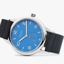 NOMOS Club Automat Datum new 2019 Automatic Watch with original box and original papers 777