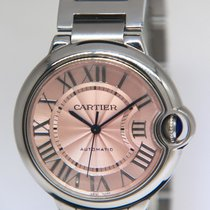 Cartier Steel 36mm Automatic W6920041 pre-owned
