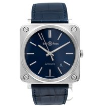 Bell & Ross BR S 39mm Blue