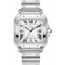 Cartier Santos (submodel) WSSA0009 2019 new