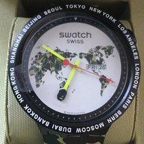 Swatch Kunststoff 47mm Quarz SO27Z700 neu Deutschland, Rüsselsheim