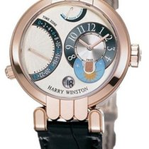 Harry Winston Premier Rose gold 39mm United States of America, Florida, Miami