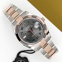 Rolex Datejust II Gold/Steel 41mm Grey