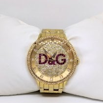 Dolce & Gabbana 46mm Quartz DW0377 pre-owned