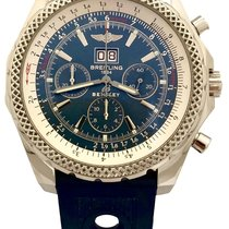 Breitling Bentley 6.75 Steel 49mm Blue United States of America, New York, Huntington Village