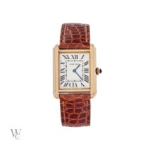 Cartier Tank Solo W5200002 2017 pre-owned