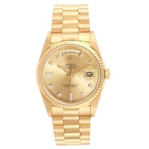 Rolex Day-Date 36 18238 1987 pre-owned