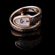 Bulgari Serpenti Rose gold 35mm White United States of America, California, Burlingame