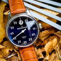 Meistersinger Salthora Meta SAM908 New Steel 43mm Automatic