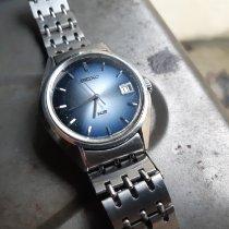 Seiko occasion Remontage automatique 36mm Bleu Verre