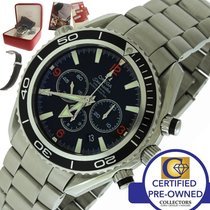 Omega Seamaster Planet Ocean Chronograph 45.5mm Co-Axial 600M