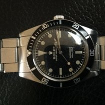 勞力士 5508 鋼 Submariner (No Date) 38mm