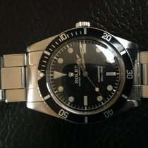 Rolex Submariner (No Date) occasion 38mm Acier