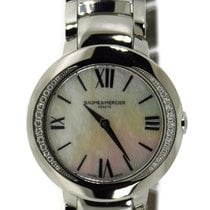 Baume & Mercier Promesse Steel 30mm United States of America, New York, New York