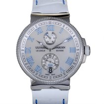 Ulysse Nardin Marine Chronometer Manufacture 1183-126B/430 подержанные