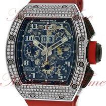 Richard Mille Witgoud 50mm Automatisch RM011 2011 Boutique Edition tweedehands