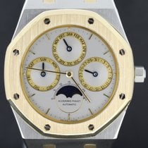 Audemars Piguet Royal Oak Quantiéme Perpétuel 39MM  Gold/Steel...