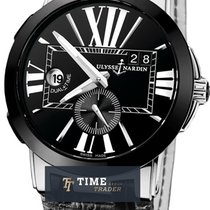 Ulysse Nardin Executive Dual Time 243-00/42 (2430042) Nou Otel 43mm Atomat