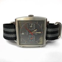 Heuer Steel 40mm Automatic 1133 B pre-owned