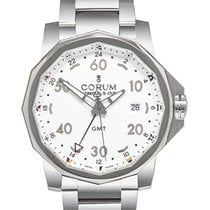 Corum Admiral's Cup GMT 44 Automatic Men's Watch 383.330.20/V7...