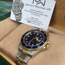 Rolex Submariner 16613 Blue 2001 Box Papers