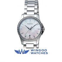 27e6ae1eece Gucci Mother of Pearl G-Timeless YA126543