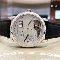 A. Lange & Söhne Lange 1 Tourbillon Platinum