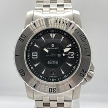 Steinhart 45mm Automatic 2015 new Triton Black
