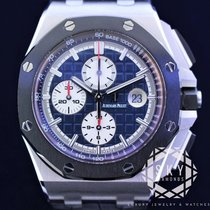 Audemars Piguet Royal Oak Offshore Chronograph 44mm Platinum...