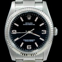 Rolex Oyster Perpetual (Submodel) occasion 36mm Acier