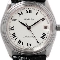 Juvenia Steel 34.5mm Automatic 9062 new