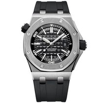 Audemars Piguet 42mm Automatic 2018 new Royal Oak Offshore Diver Black