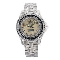 Breitling Colt Oceane Steel 33mm Arabic numerals United States of America, New York, NewYork