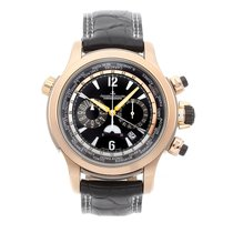 Jaeger-LeCoultre Master Compressor Extreme World Chronograph Rose gold 46.2mm Black Arabic numerals United States of America, Pennsylvania, Bala Cynwyd