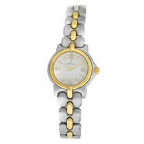 Bertolucci Gold/Steel 27mm Quartz 093 49 new