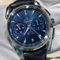 Omega Seamaster Aqua Terra Steel 43mm Blue United States of America, Texas, Frisco