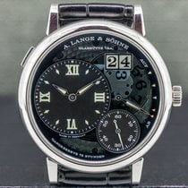 A. Lange & Söhne Grand Lange 1 Platinum 41mm Transparent United States of America, Massachusetts, Boston