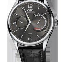 Oris Artelier Calibre 111 Steel 43mm Grey No numerals