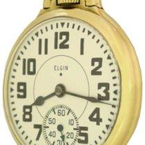 Elgin Žluté zlato 16mm Ruční natahování 540 použité