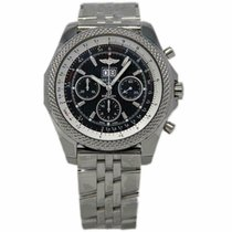 Breitling Bentley 6.75 new 2018 Automatic Chronograph Watch with original box and original papers A44364