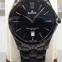 Edox Steel Quartz new