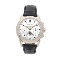 Patek Philippe 5270G-001 White gold Perpetual Calendar Chronograph 41mm pre-owned United States of America, Pennsylvania, Bala Cynwyd