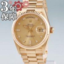 Rolex Day-Date 36 Gelbgold 36mm