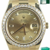 Rolex Day-Date II Yellow gold 41mm Gold United States of America, New York, Smithtown
