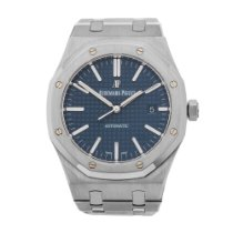 Audemars Piguet 15400ST.OO.1220ST.03 Acier 2016 Royal Oak Selfwinding 41mm occasion