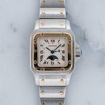 Cartier Santos Galbée 119902 1990 pre-owned